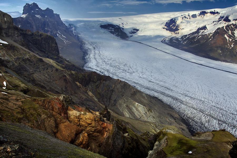 Baby Glacier