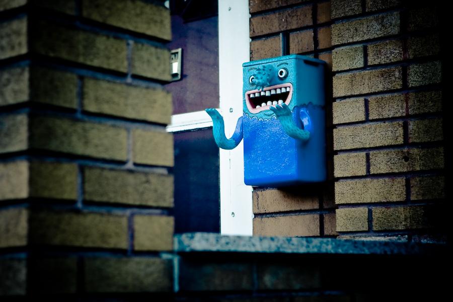 Monster Muppet Mailbox