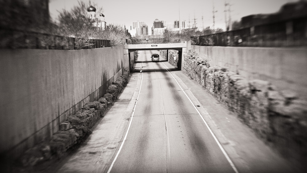 Transitway at Hinchey