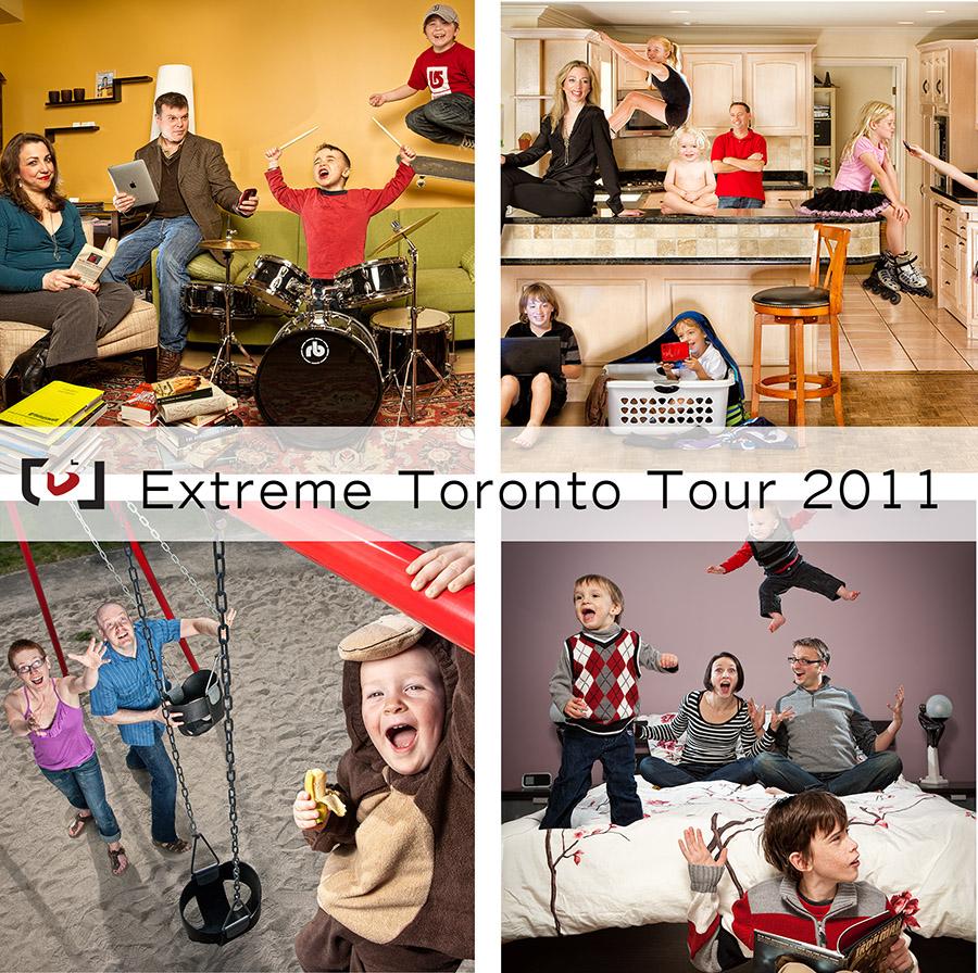 Extreme Toronto Portrait Tour 2011