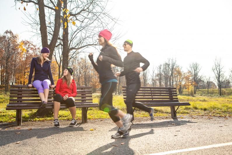 Ottawa Lifestyle Photographer Justin Van Leeuwen's shoot for iRun Magazine