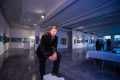 Andrew King - by Ottawa Editorial Portrait Photographer Justin Van Leeuwen
