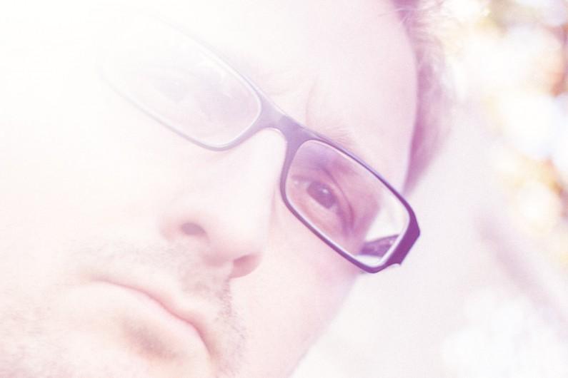Pretentious Self Portrait