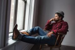 Ottawa Portrait Photographer - Trevor Ryan Plaid