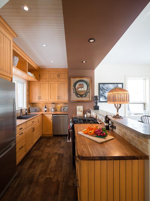 Ottawa Interior Photographer - Ion Aimers Kitchen