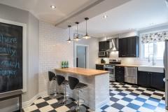 Ottawa Interior Photographer Justin Van Leeuwen - Grassroots Design Parkdale Kitchen