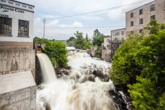 Ottawa Editorial Photographer - Almonte Falls
