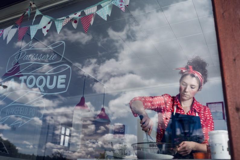 Patisserie La Toque by Ottawa Editorial Photographer Justin Van Leeuwen