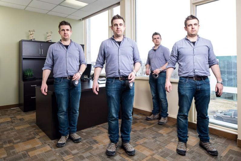 Ottawa Corporate Photographer Justin Van Leeuwen
