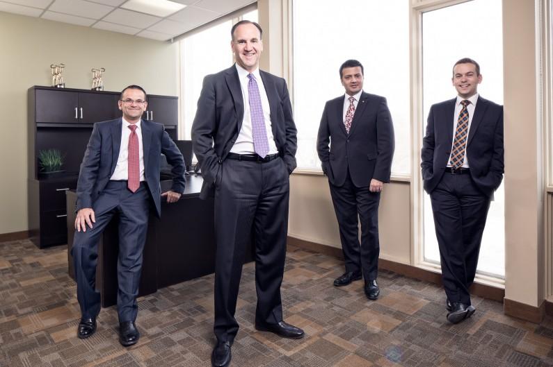 Ottawa Corporate Photographer Justin Van Leeuwen - Desjardins Financial