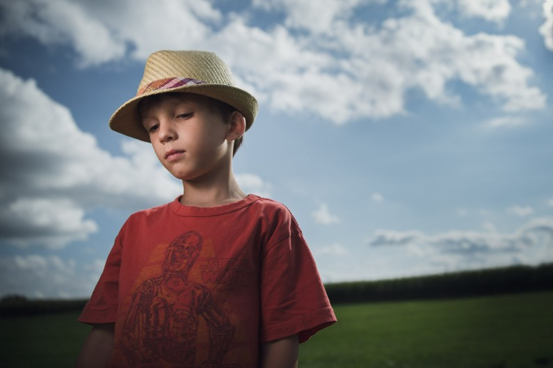 My Son on Labour Day - JVLphoto