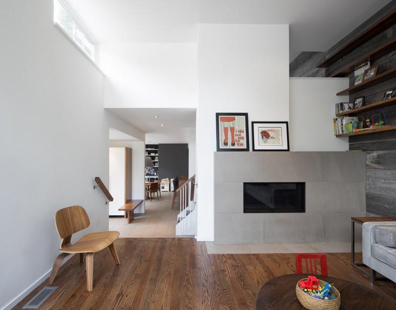 Ottawa Interior Photographer Justin Van Leeuwen - Project by John Donkin and RND Construction - Custom Green Home of the Year