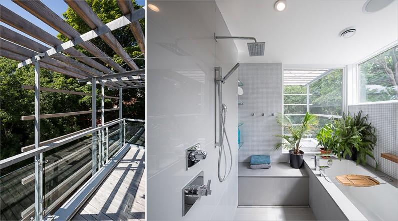 Ottawa Residential Interior Photographer Justin Van Leeuwen - Nelson Street Custom Green Home of the Year by RND Construction & John Donkin Architect
