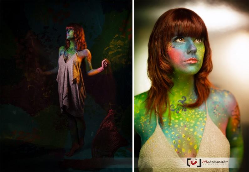 Danielle Allard by Justin Van Leeuwen