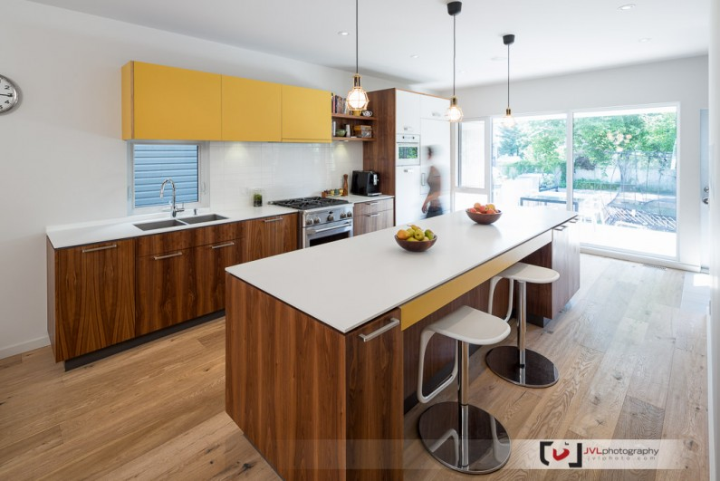 Ottawa Residential Photographer Justin Van Leeuwen - Hintonburg infill by builtHBKG