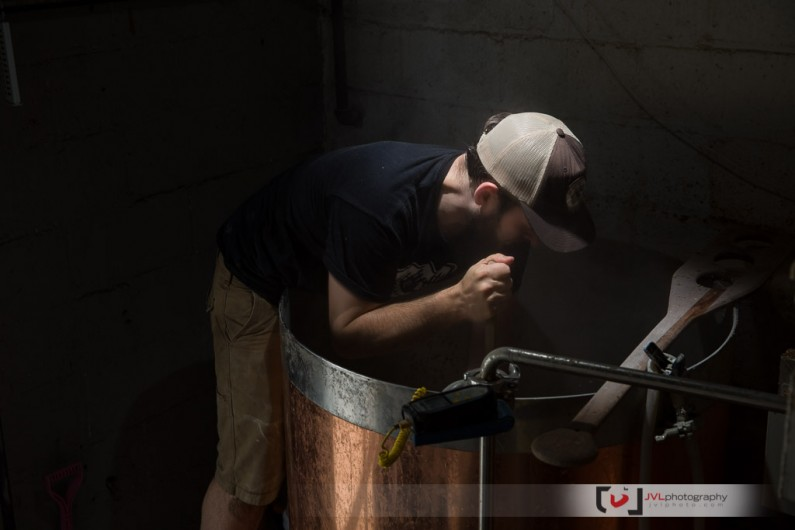 Ottawa Commercial Photographer Justin Van Leeuwen - Beyond the Pale Brewing