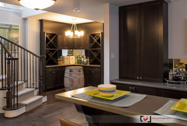 Ottawa Editorial Interior Photographer Justin Van Leeuwen - Minto Poplar Model Home
