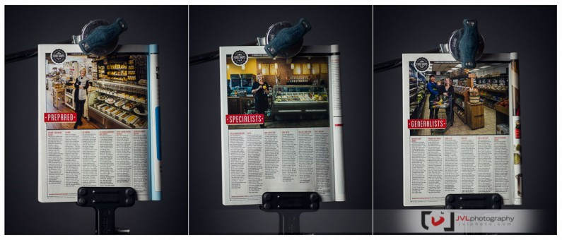 Ottawa Editorial Photographer Justin Van Leeuwen for Ottawa Magazine's Eating & Drinking 2015 Environmental Portraits