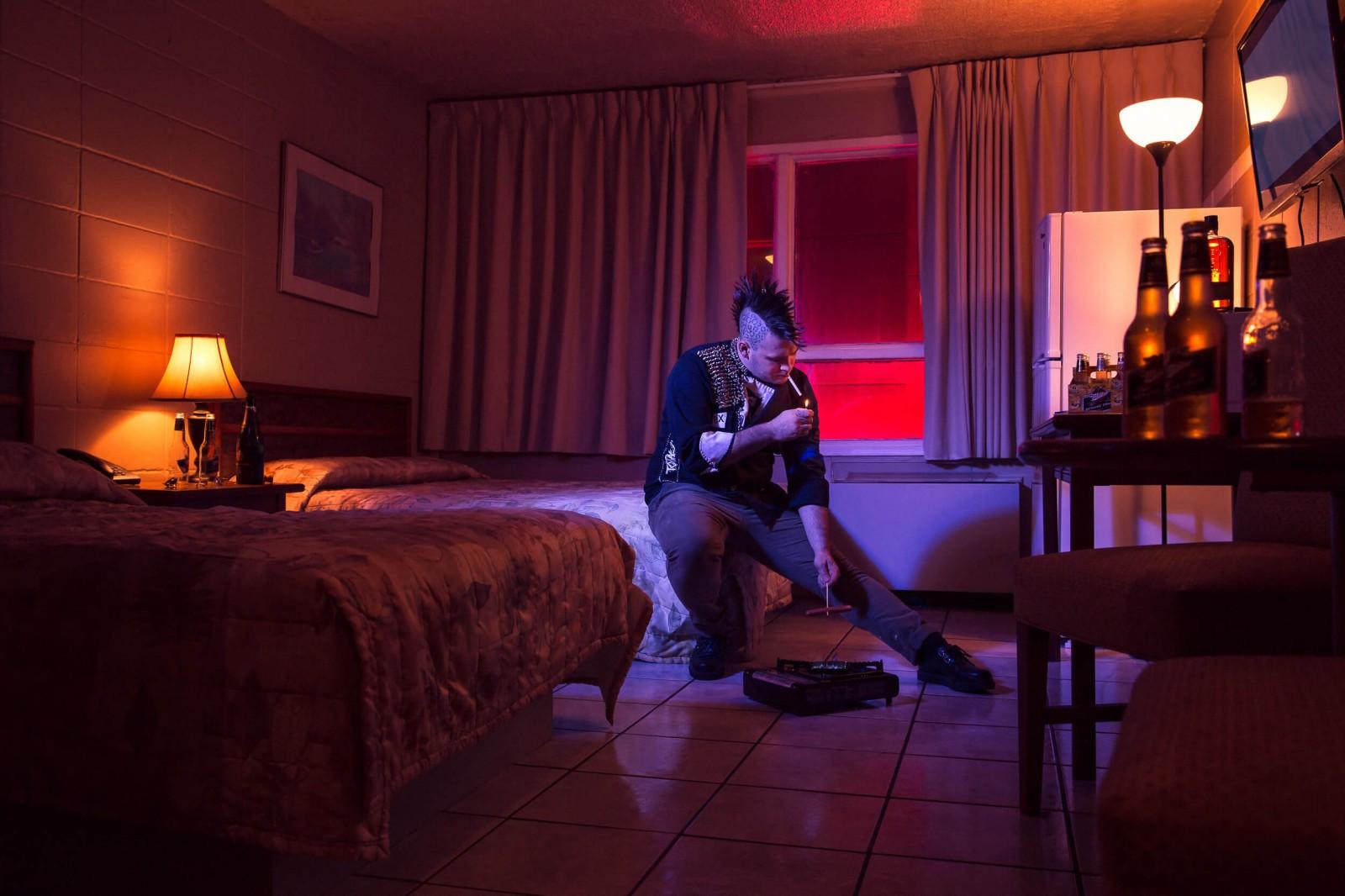 Danny Mongeon by Justin Van Leeuwen