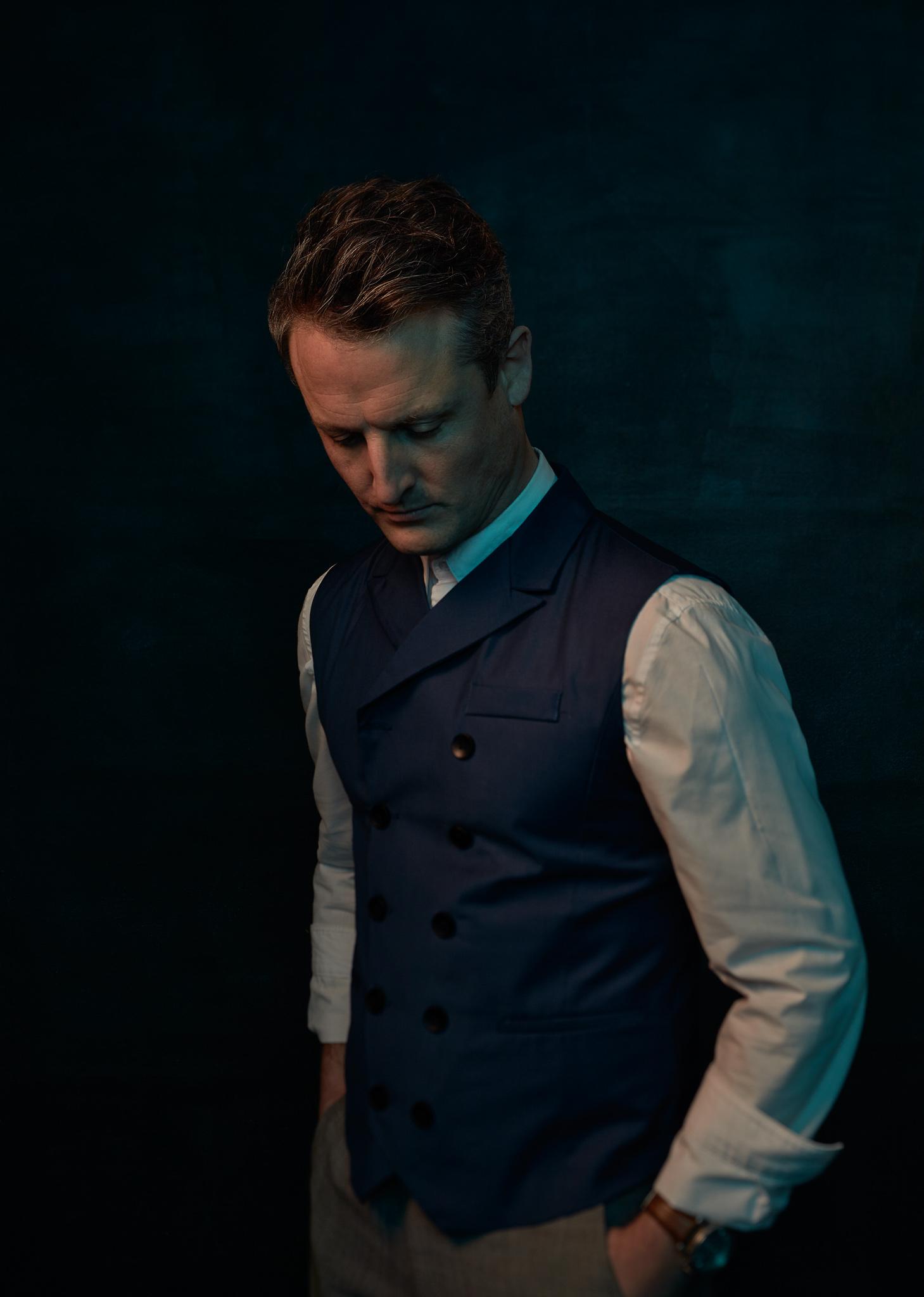 Portrait by Justin Van Leeuwen JVLphotography