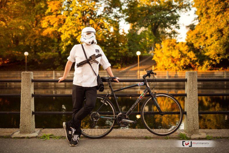 Stormtrooper Stephen K. LaSalle